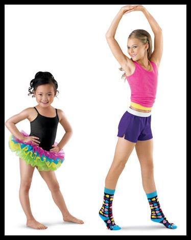 Basic dance moves