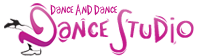 dance and dance studio logo