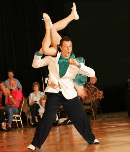 Ballroom originated from United States