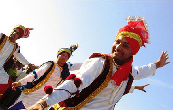 Bhangra originated from India