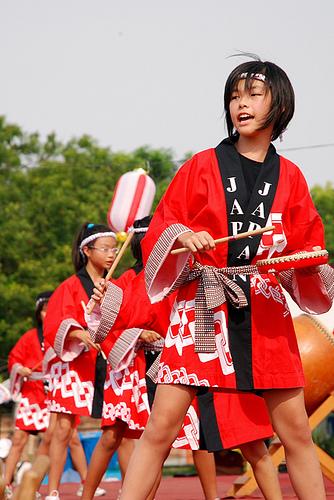 Bon Odori originated from Japan