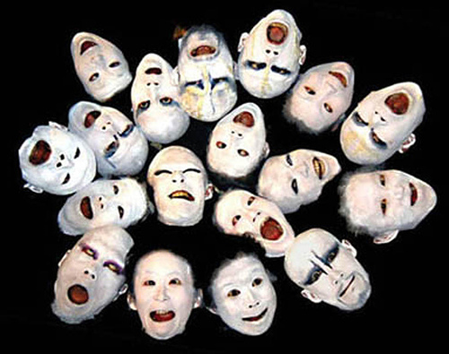 Butoh originated from Japan