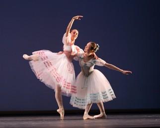 Danish ballet originated from Denmark
