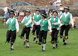 Hopak-Kolom originated from Ukraine