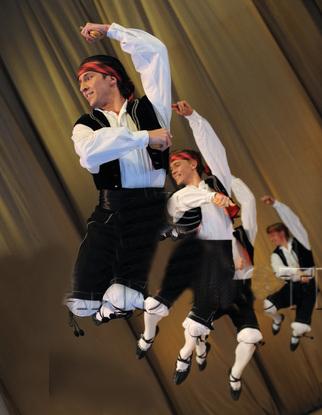 Jota Dance originated from Spain