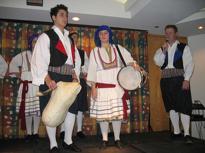 Kalamatiano originated from Greece