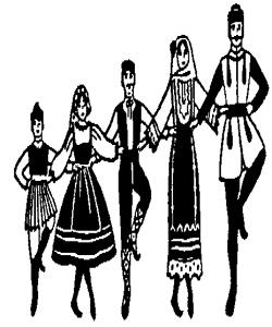 Kraljevo kolo originated from Serbia
