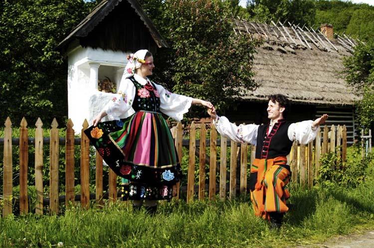 Kujawiak originated from Poland