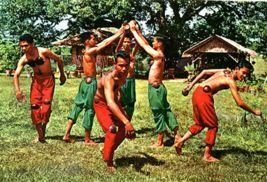 Maglalatik originated from Philippines