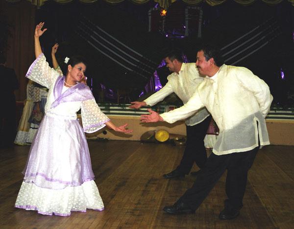 Maria Clara originated from Philippines