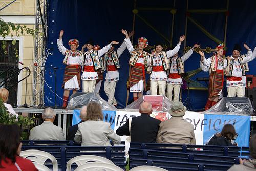 Metelytsia originated from Ukraine