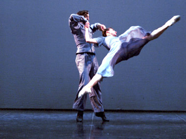 Modern dance in the United States