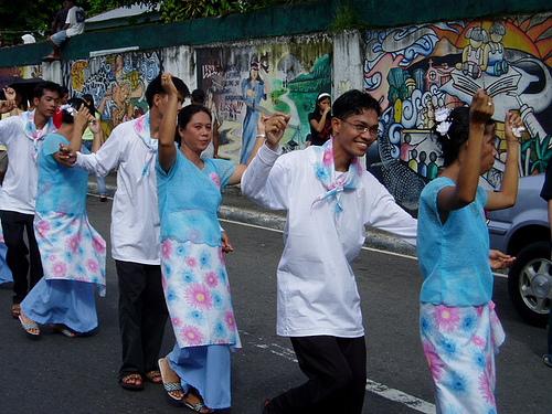 Pantomina originated from Philippines