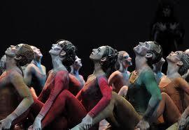 Ritual dance originated from United States