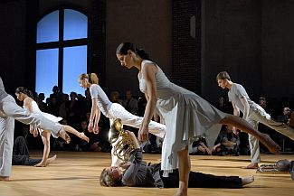Tanztheater originated from Germany