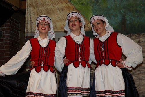 Troika originated from Russia