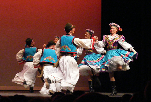 Tropotianka originated from Ukraine