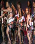 African-American dance originated from United States
