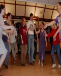 English Ceilidh originated from Ireland