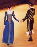 Historical Dance originated from United States