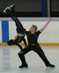 Ice Dance originated from United States
