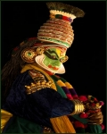 Kathakali originated from India
