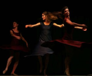 Performance Of Women from Diamond Dance Company