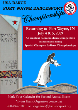 Special Olympics Ballroom Dance Championship